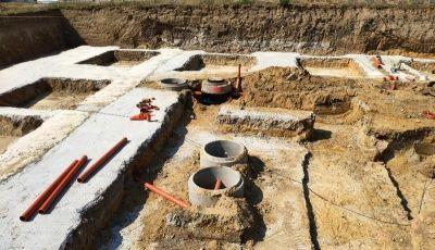 Kolejne prace - kanalizacja