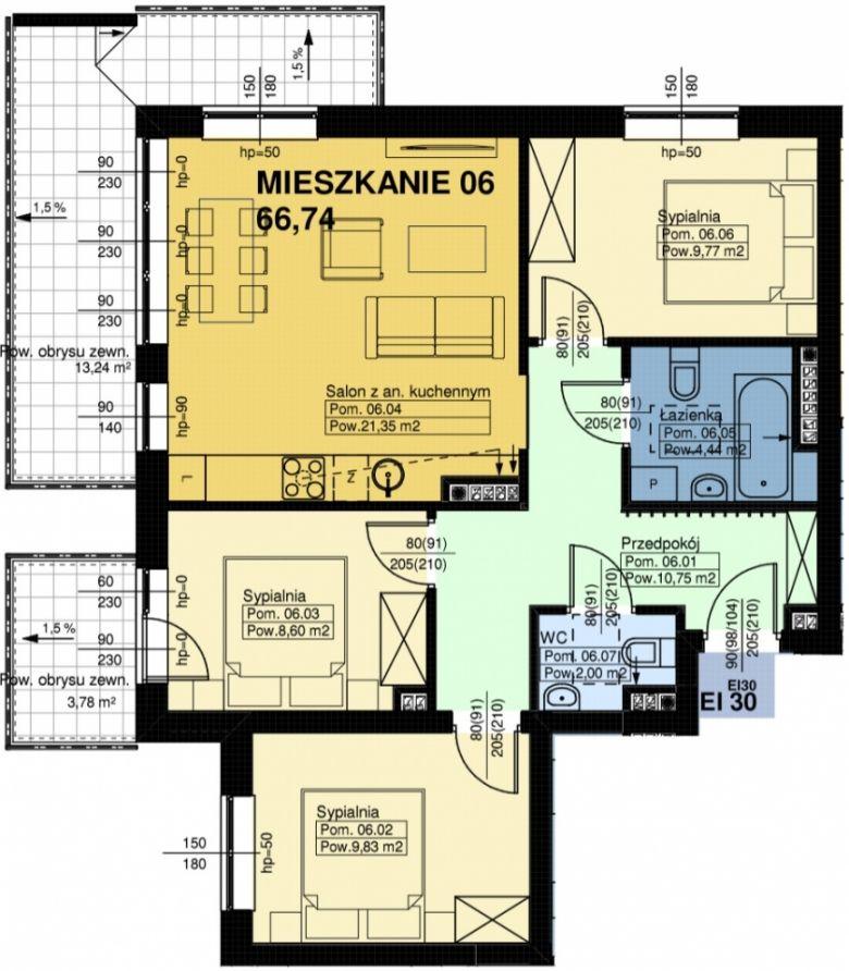 Mieszkanie nr. 6