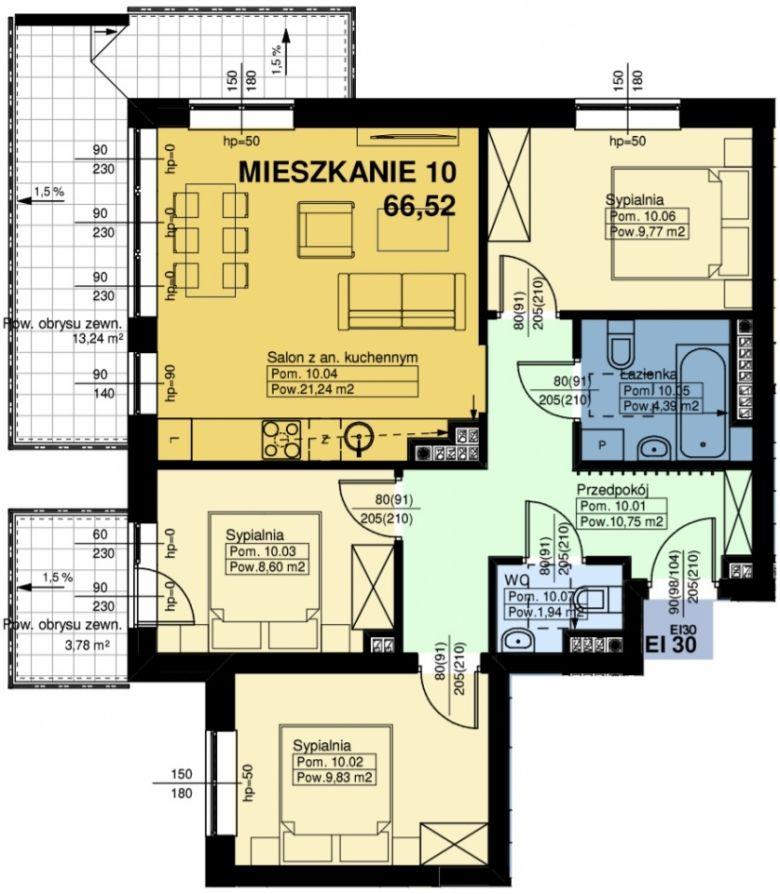 Mieszkanie nr. 10