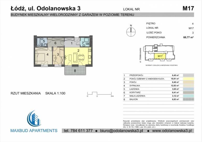 Mieszkanie nr. 17