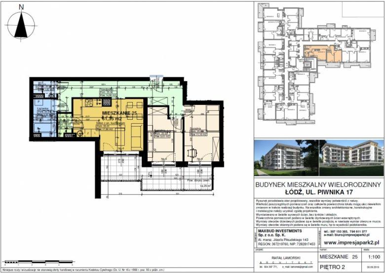 Mieszkanie nr. M25