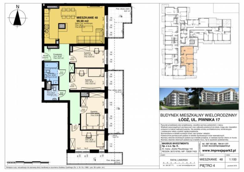 Mieszkanie nr. M48